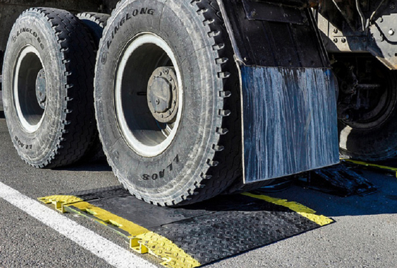 Control weight for your truck health